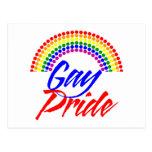 Postales del orgullo gay