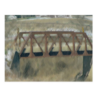 Postales del puente de la granja