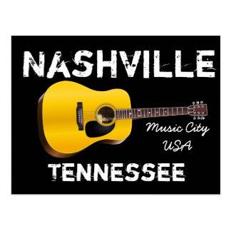 Postales del recuerdo de Nashville