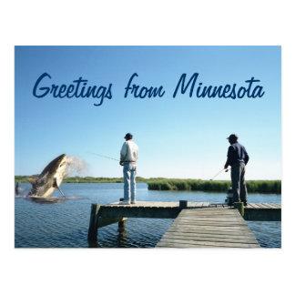 Postales divertidas de la pesca