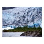 Postales escénicas de Alaska de la fotografía del