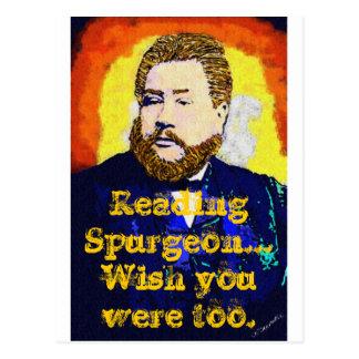 Postales esenciales de Spurgeon