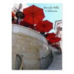 ¡Postales hermosas de Beverly Hills!