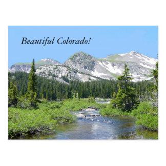Postales hermosas de Colorado
