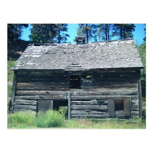 Postales históricas de la cabina