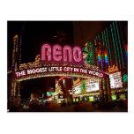 Postales más grandes de la ciudad de Reno las pequ