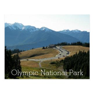 Postales olímpicas del parque nacional