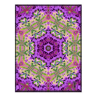 Postales opulentas de la variación 7 del Hexagram