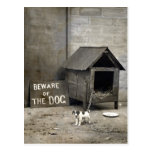 Postards divertidos del perro postal