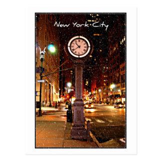 Postcard 10 - MidTown Manhattan, NYC