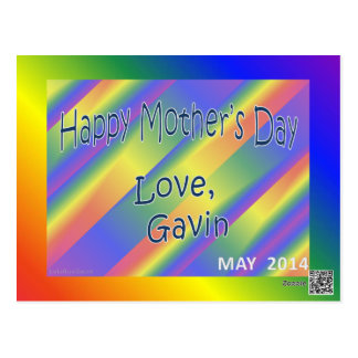 POSTCARD 14.05.12.MOTHERS DAY