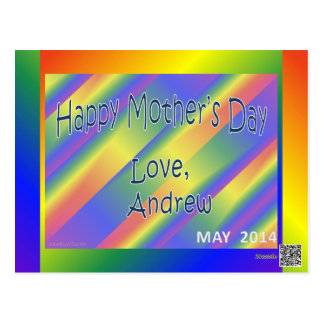 POSTCARD 14.05.13.MOTHERS DAY