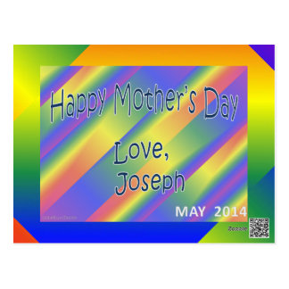 POSTCARD 14.05.14.MOTHERS DAY