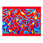 Postcard-Abstract/Misc-Graffiti Gallery 103