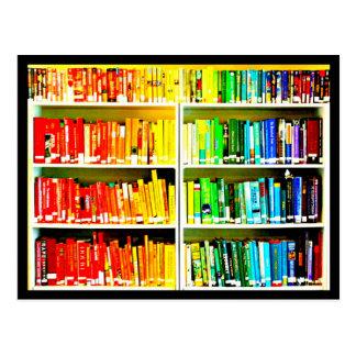 Postcard-Abstract-Rainbow Gallery 10 Postcard