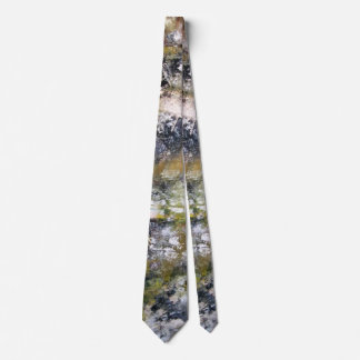 Postcard Abstract Tie