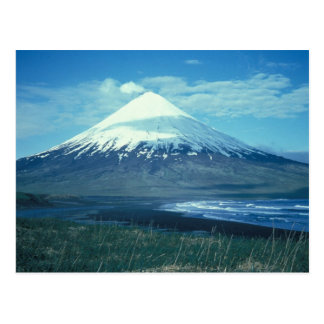 Postcard / Alaska's Mt. Cleveland