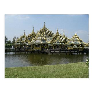 Postcard Ancient City, Samut Prakan, Thailand Tarjeta Postal