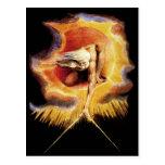 Postcard: Ancient of Days ~ William Blake