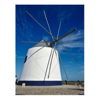 Postcard: Antique Windmill. Portugal Postcard
