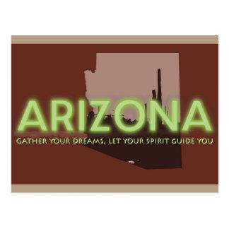 Postcard - ARIZONA SPIRIT
