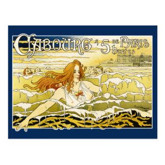 Postcard: Art Nouveau - Casino de Cabourg Postcard