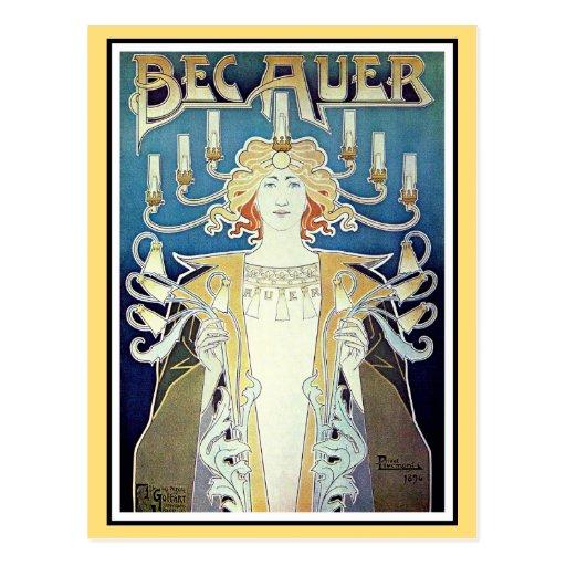 Postcard: Art Nouveau - Privat Livemont