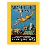 Postcard: Atlantic City Beauty Pageant