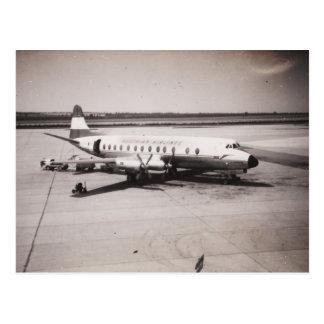 "Postcard ""Austrian Airlines"""