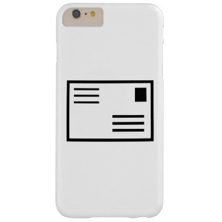 Postcard Barely There iPhone 6 Plus Case