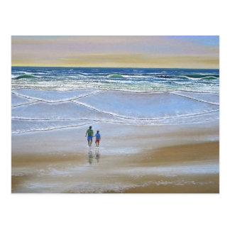Postcard Beach Walk