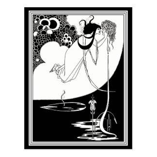 Postcard: Beardsley - The Climax Postcard