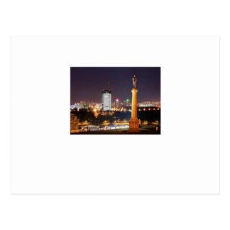 postcard Belgrade