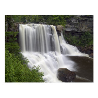 Postcard - Blackwater Falls, West Virginia