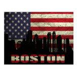 Postcard Boston