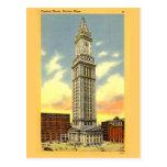 Postcard, Boston, Massachusetts
