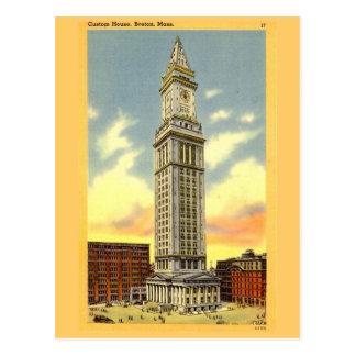 Postcard, Boston, Massachusetts Postcard