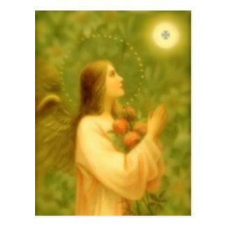 Postcard: Bread of Angels