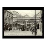 Postcard - Brighton Station