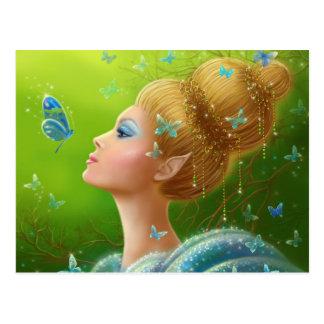 Postcard Butterflies