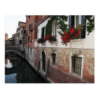 Postcard - Canal House CLR