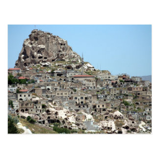 Postcard Cappadoce in Uchisar, Turkey