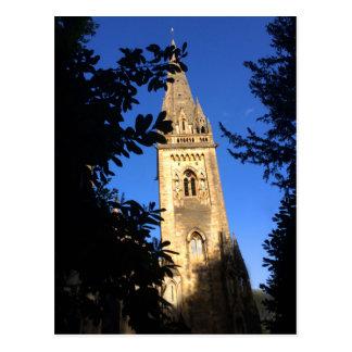 Postcard - Cardiff, Wales, Llandaff Cathedral 2