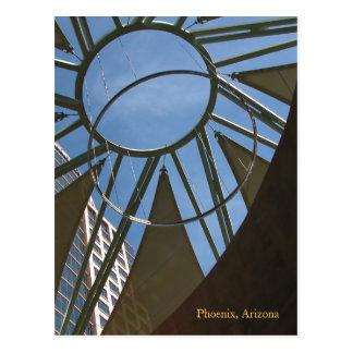 Postcard: City Sculpture (Portrait) Postcard