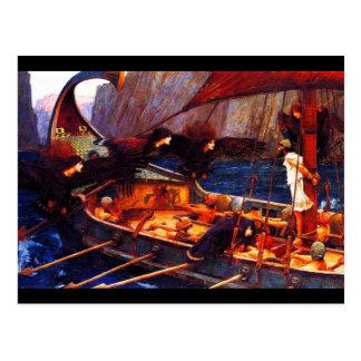 Postcard-Classic Art-Waterhouse 2