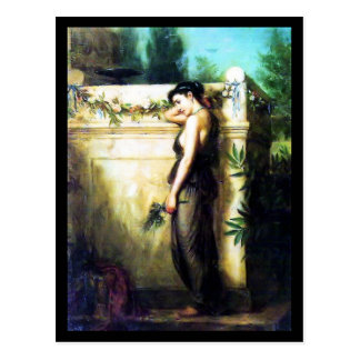 Postcard-Classic Art-Waterhouse 4 Postcard