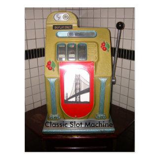 Postcard Classic Slot machine
