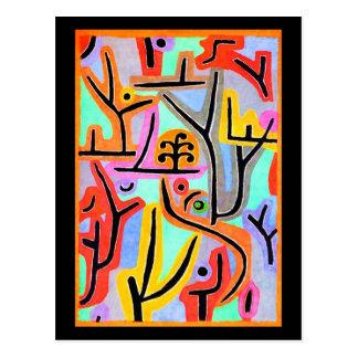 Postcard-Classic/Vintage Art-Klee 23