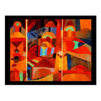 Postcard-Classic/Vintage Art-Klee 28