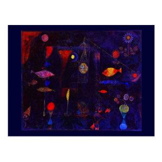 Postcard-Classic/Vintage Art-Klee 35